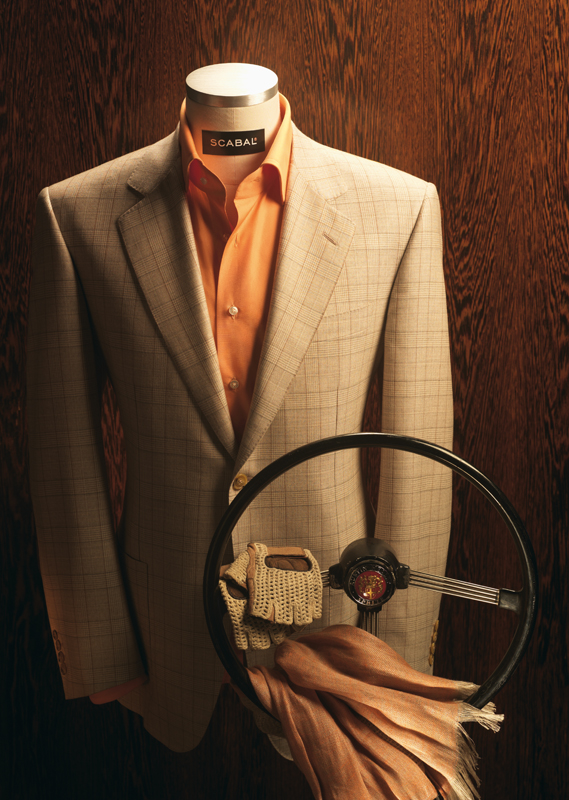 Stoffen Scabal